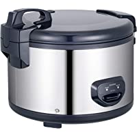 CUCKOO CR-3511 Cuiseur à riz en acier inoxydable 6,3 l
