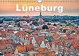 LÜNEBURG Ein- und Ausblicke von Andreas Voigt (Wandkalender 2019 DIN A4 quer): Historische Architektur der Hansestadt im Stil der Backsteingotik (Monatskalender, 14 Seiten ) (CALVENDO Orte)