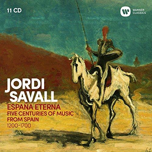 Espana eterna : Five centuries of Music from Spain (1200-1700)
