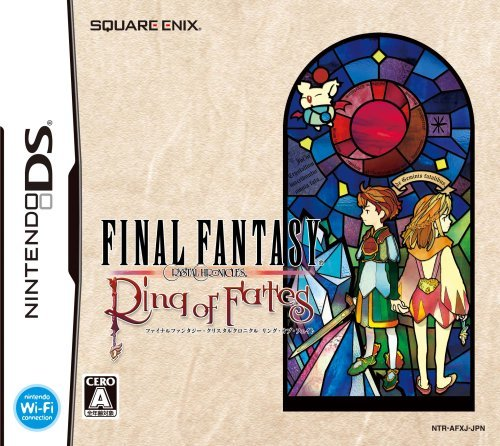 Final Fantasy: Crystal Chronicles - Ring of Fates [Japan Import] by Square...