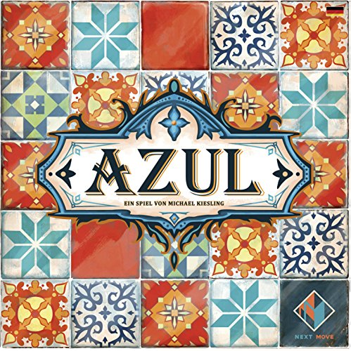 Pegasus Spiele 54801G - Azul: Next Move Games
