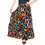 Cotton Breeze Women's Long Skirt (FP362_...
