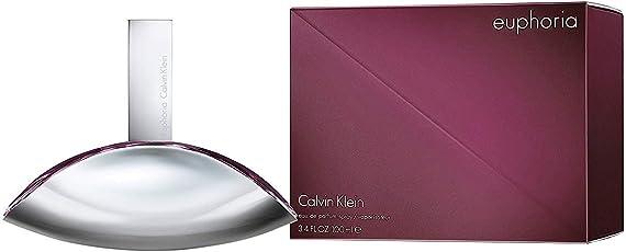 Calvin Klein Euphoria Women Eau de Parfum Spray, 1er Pack (1 x 100 ml)
