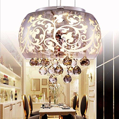 The harvest season- Lampadari a cristallo classici moderni del lampadario di modo creativo della sedia di lusso hanno condotto la luminosità della camera da letto Semplicità alla moda