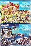 PLAYMOBIL - 2 Mini-Puzzles Reiterhof + Top Agents