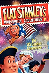 The Us Capital Commotion (Flat Stanley's Worldwide Adventures)