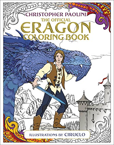 Official Eragon. Coloring Book (The Inheritance Cycle)