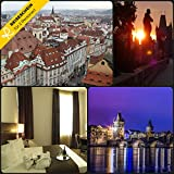 Viaje faros–3días para 2personas en * * * * Hotel assenzio en praga Erleben–cupones kurzreise Viajes viaje regalo