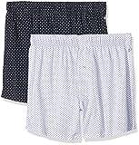 Celio Fiprinto, Caleçon Homme, Blanc (Blanc), X-Large (Taille Fabricant: XL) (lot DE 2)