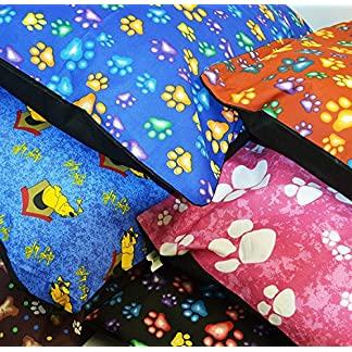 Comfy Nights Large/Extra Large Pet Dog Bed Zipped Removable & Washable Cushion Cover Only Or Cover with Cushion (Extra… 7