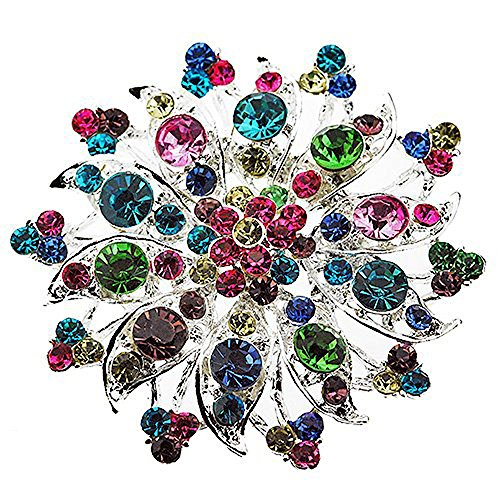 large-sunburst-multicolour-crystal-and-silver-brooch-beautifully-presented-in-a-premium-gift-box-and
