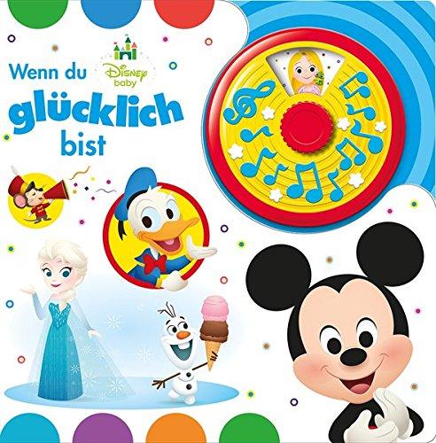 Disney Baby - Spieluhrbuch mit einer wunderschönen Melodie -