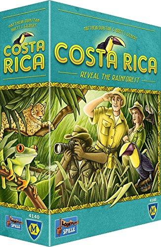 Preisvergleich Produktbild Lookout Games 22160084 - Costa Rica, Familienspiel