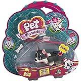 Pet Parade - Mascota electrónica con diseño Husky (Giochi Preziosi 185475)