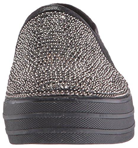 Skechers Og 97-Shiny, Baskets Basses Femme Noir (Bbk)