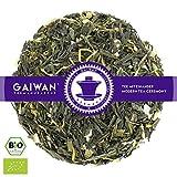 """Núm. 1169: Té verde orgánico""""Sencha de naranja"""" - hojas sueltas ecológico - 250 g - GAIWAN GERMANY - té verde de China, naranja, caléndula"""