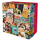Gibsons Spirit of the 60s Gift Box Puzzle, 500 piece