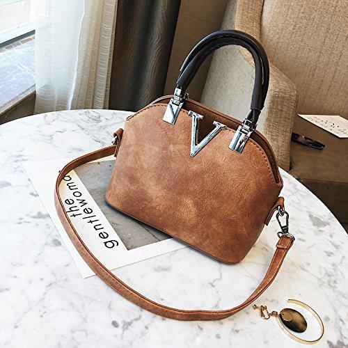 Neu Handtasche Mini Schulter TSLX Tasche brown Vintage wv0n1g
