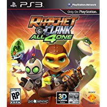 Ratchet and Clank: All for One (PS3) [Importación inglesa]