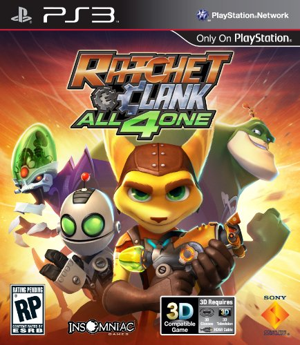 4 One (Sony PS3) [Import UK] ()
