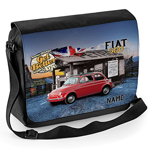 personalised-fiat-500-red-classic-car-school-shoulder-work-messenger-college-bag-gift