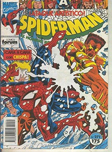 Spiderman volumen 1 numero 271