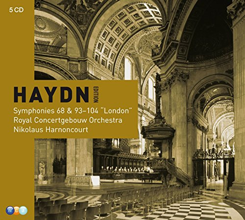 Vol.4-the London Symphonies (Volle Vier)