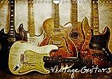 Vintage Guitars (Wandkalender 2014 DIN A4 quer): Gitarren im Vintage-Look (Monatskalender, 14 Seiten)