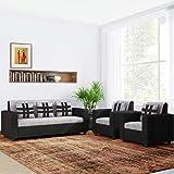 CasaStyle Casaliven 3+1+1 Sofa Set  Fabric ,Multicolor