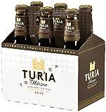 Turia Cerveza - Paquete de 6 x 250 ml - Total: 1500 ml