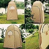 Ncient Pop Up Zelt Outdoor Camping Wasserfest Tragbares Duschzelt Toilettenzelt