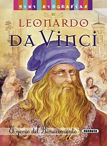 Leonardo da Vinci. El genio del Renacimiento (Mini biografias nº 6) por Equipo Susaeta