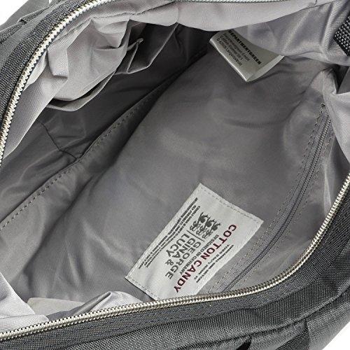 14dc07cd2f038 George Gina Lucy Cotton Candy Handtasche 34 cm Grau -planen-schmoll.de