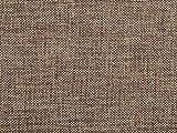 Möbelstoff Robin Farbe 04 (braun, hellbraun, schlamm) - Flachgewebe (Einfarbig, Uni), Polsterstoff, Stoff, Bezugsstoff, Eckbank, Couch, Sessel, Hussen, Kissen, strapazierfähig
