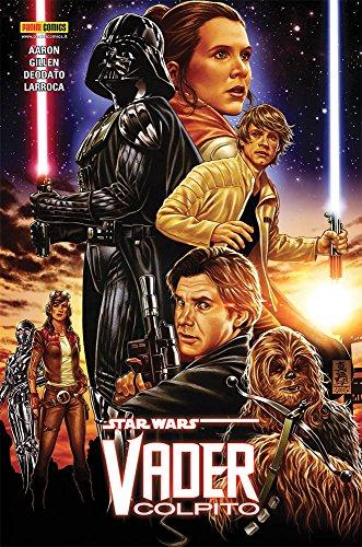 Vader colpito. Star Wars