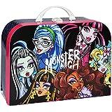 Childrens Monster High - Bolsa de Viaje para muñecos (tamaño Grande), diseño de