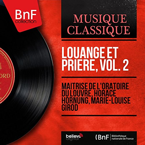 "Rinaldo, HWV 7: ""Seigneur, dirige et sanctifie"" (French Choral Version of ""Lascia ch'io pianga"")"