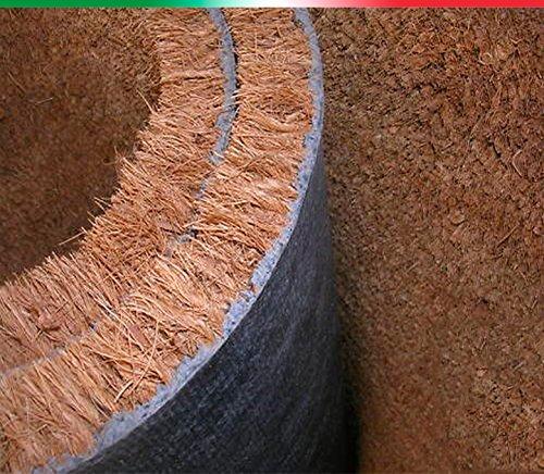 Felpudo de fibra de coco a medida