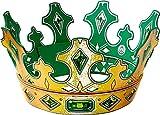 Lion Touch Liontouch–lt29202–Corona del Rey Esmeralda–Talla única
