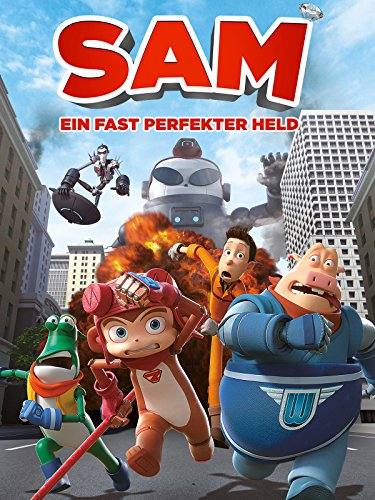 Sam - Ein fast perfekter Held Cover