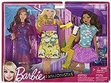 Barbie Sweet Garderoben X2232 - 3 Outfits für ein gemütliches Picknick