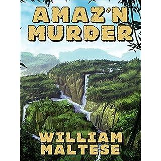 Amaz'n Murder: A Cozy Mystery Novel (English Edition)