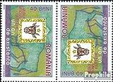 Rumänien 5988 Kehrdruckpaar (kompl.Ausg.) 2005 Nationales Museum für Philatelie (Briefmarken für Sammler)