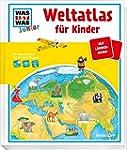 Junior Weltatlas für Kinder: Mit Länd...