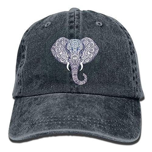 Zhgrong Caps Tattoo Elephant Patterns Snapback Cotton Cap Cap Design