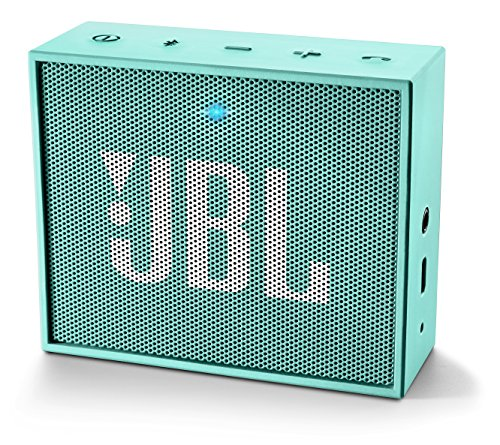 JBL Go Portable Bluetooth Speakers (Teal)