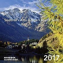 Postkartenkalender Südtirol 2017: Alto Adige - South Tyrol