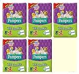 5 confezioni Pampers Teli cambio per bambini - Telo cambia pannolino