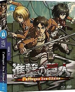 L'Attaque des Titans [Blu-ray + DVD] [Combo Blu-ray + DVD]