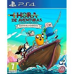 Hora de aventuras: Piratas del enchiridion, PS4.